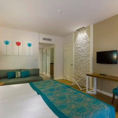 Отель Terrace Elite Resort - All Inclusive комната для гостей фото 2