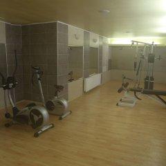 Отель Mountain Paradise Банско фитнесс-зал