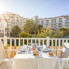 Bella Resort & Spa Турция, Сиде - отзывы, цены и фото номеров - забронировать отель Bella Resort & Spa - All Inclusive онлайн балкон