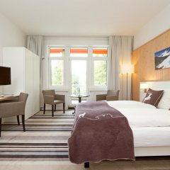 Отель National Швейцария, Давос - отзывы, цены и фото номеров - забронировать отель National онлайн комната для гостей фото 3