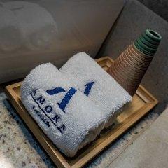 Отель Amora Lagoon Шри-Ланка, Сидува-Катунаяке - отзывы, цены и фото номеров - забронировать отель Amora Lagoon онлайн ванная