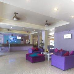 Отель Mercure Pattaya Таиланд, Паттайя - 1 отзыв об отеле, цены и фото номеров - забронировать отель Mercure Pattaya онлайн интерьер отеля фото 3