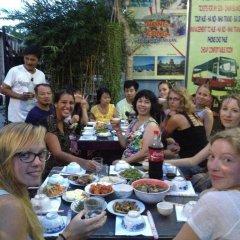 Отель Homestay Hong Cong Хойан питание