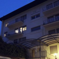 Апартаменты City Apartments Portico Меран вид на фасад