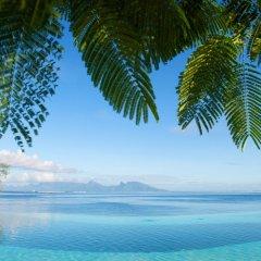Отель Manava Suite Resort Пунаауиа приотельная территория фото 2