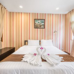 Отель Villas In Pattaya Green Residence Jomtien Beach Паттайя спа