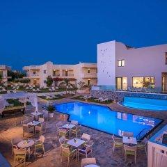 Kristalli Hotel Apartments бассейн