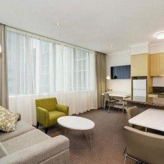 Отель Clarion Suites Gateway Люкс с различными типами кроватей фото 7