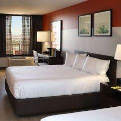 Отель Plaza Hotel & Casino США, Лас-Вегас - 1 отзыв об отеле, цены и фото номеров - забронировать отель Plaza Hotel & Casino онлайн комната для гостей фото 3