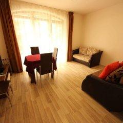 Отель Menada Tarsis Apartments Болгария, Солнечный берег - отзывы, цены и фото номеров - забронировать отель Menada Tarsis Apartments онлайн комната для гостей фото 5