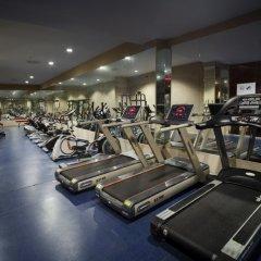 Отель Golden Age Bodrum - All Inclusive фитнесс-зал
