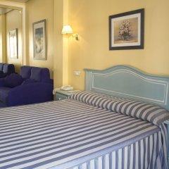Hotel Villa de Laredo 3* Стандартный номер с разными типами кроватей