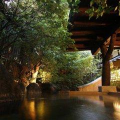 Отель Ryokan Aso no Shiki Минамиогуни бассейн