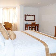 Отель Sol Caribe Sea Flower Колумбия, Сан-Андрес - отзывы, цены и фото номеров - забронировать отель Sol Caribe Sea Flower онлайн комната для гостей