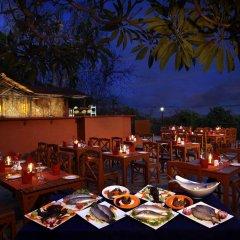 Отель Pride Sun Village Resort And Spa Гоа питание