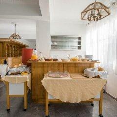 Отель Kamari Blu Греция, Остров Санторини - отзывы, цены и фото номеров - забронировать отель Kamari Blu онлайн питание