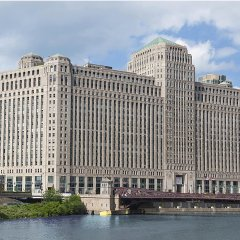 Отель Hampton Inn & Suites Chicago Downtown пляж