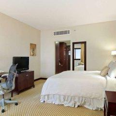 Отель Hilton Garden Inn Riyadh Olaya сейф в номере