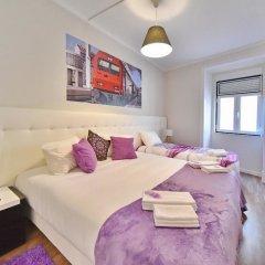 Train Lisbon Hostel комната для гостей фото 3