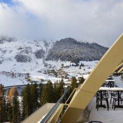 Отель InterContinental Davos Швейцария, Давос - отзывы, цены и фото номеров - забронировать отель InterContinental Davos онлайн балкон