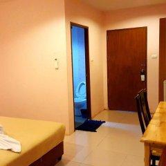 Отель Baan Suan Sook Resort сейф в номере