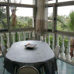 Отель Garden Италия, Чинизи - отзывы, цены и фото номеров - забронировать отель Garden онлайн балкон