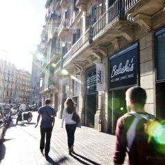 Отель St Christopher's Inn Барселона городской автобус
