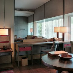 Отель Park Hyatt Sanya Sunny Bay Resort интерьер отеля фото 3