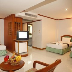 Отель Boon Siam Hotel Таиланд, Краби - отзывы, цены и фото номеров - забронировать отель Boon Siam Hotel онлайн комната для гостей фото 5