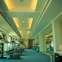 Отель Radisson Hyderabad Hitec City фитнесс-зал фото 2