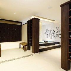 Отель Movenpick Resort Bangtao Beach Phuket сейф в номере