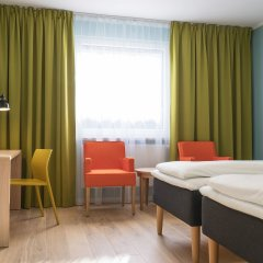 Thon Hotel Gardermoen комната для гостей