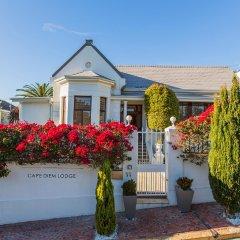 Отель Cape Diem Lodge Кейптаун помещение для мероприятий