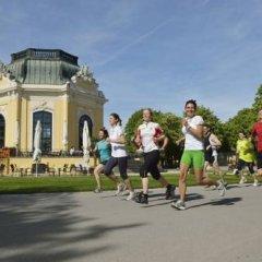 Отель Schönbrunn Park Apartement Австрия, Вена - отзывы, цены и фото номеров - забронировать отель Schönbrunn Park Apartement онлайн спортивное сооружение