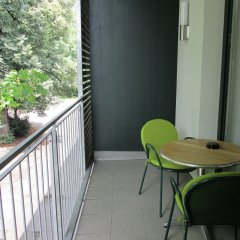 Hotel Heffterhof балкон