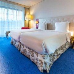 Отель Radisson Blu Hotel Zurich Airport Швейцария, Цюрих - 1 отзыв об отеле, цены и фото номеров - забронировать отель Radisson Blu Hotel Zurich Airport онлайн комната для гостей фото 5
