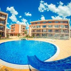 Отель Holiday Fort Golf Club Солнечный берег бассейн фото 2