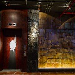 Siam@Siam Design Hotel Pattaya Паттайя сейф в номере