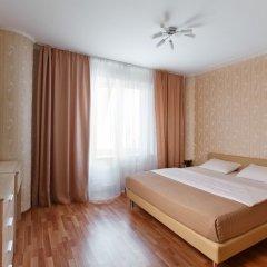 Гостиница Дом Апартаментов Тюмень комната для гостей фото 4
