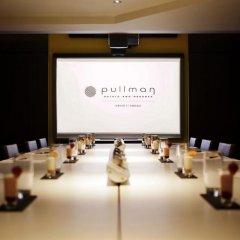 Отель Pullman London St Pancras Великобритания, Лондон - 1 отзыв об отеле, цены и фото номеров - забронировать отель Pullman London St Pancras онлайн помещение для мероприятий фото 2
