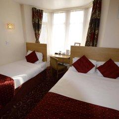 Britannia Inn Hotel Лондон комната для гостей фото 3
