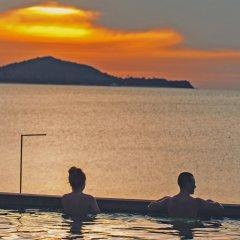 Отель Escape Beach Resort пляж фото 2