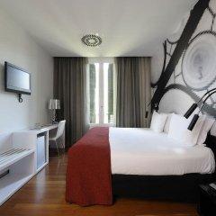 Отель Eurostars BCN Design 5* Улучшенный номер с различными типами кроватей