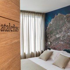 Отель Suite Home Sardinero Испания, Сантандер - отзывы, цены и фото номеров - забронировать отель Suite Home Sardinero онлайн комната для гостей фото 2