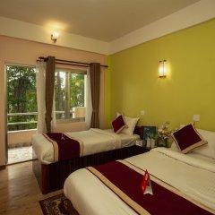 Отель OYO 207 Hotel Cirrus Непал, Нагаркот - отзывы, цены и фото номеров - забронировать отель OYO 207 Hotel Cirrus онлайн комната для гостей фото 5