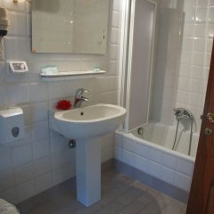 Отель Zi Nene Villa Tetlameya Италия, Лорето - отзывы, цены и фото номеров - забронировать отель Zi Nene Villa Tetlameya онлайн ванная