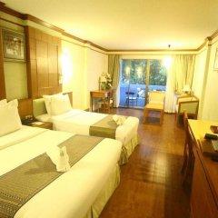 Отель Ao Nang Beach Resort комната для гостей фото 4
