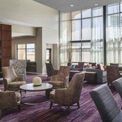 Отель Courtyard by Marriott Newark Elizabeth США, Элизабет - отзывы, цены и фото номеров - забронировать отель Courtyard by Marriott Newark Elizabeth онлайн интерьер отеля фото 2