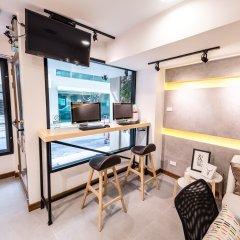 Naratel Hostel Bangkok Бангкок удобства в номере