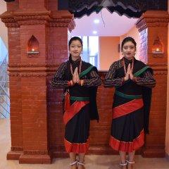 Отель Serenity Непал, Катманду - отзывы, цены и фото номеров - забронировать отель Serenity онлайн гостиничный бар